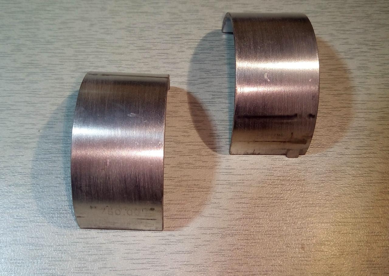 Вкладыши шатуна номинальные R175 75 мм