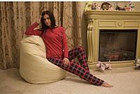 Пижама женская хлопковая