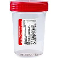 Емкость для забора мочи URI-BOX New стерильная 150 мл