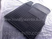 Водительский коврик на HONDA CR-V с 2007-2012 гг. (AVTO-GUMM)
