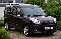 Разборка запчасти на Fiat Doblò II (2010-2017)