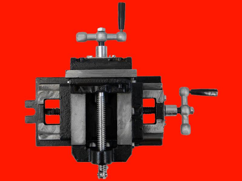 Станочные тиски на 100 мм Wintech CV-100