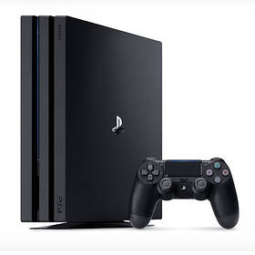Игровая приставка SONY PS4 Pro 1TB Black