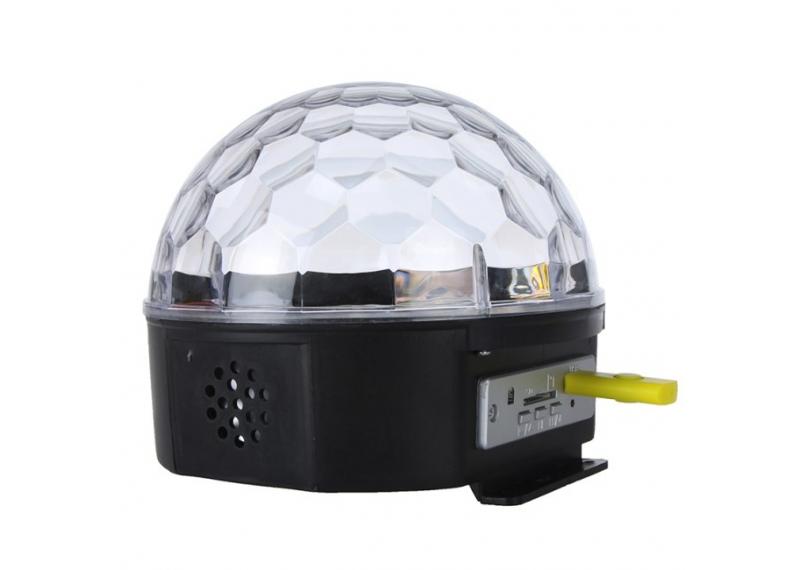 Светодиодный (цветомузыка) Диско шар LED Magic Ball Light