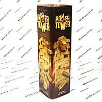 "Настольная игра ""Power Tower"" аналог «Башни Дженга» ― Jenga, Джанга"