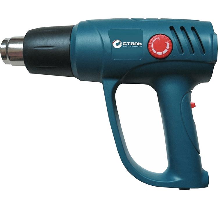 Фен технічний ( термоповітродувка ) Сталь ТПД 2000-2Р