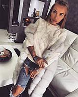 Свитер (42-46) —шерсть/акрил купить оптом и в Розницу в одессе 7км