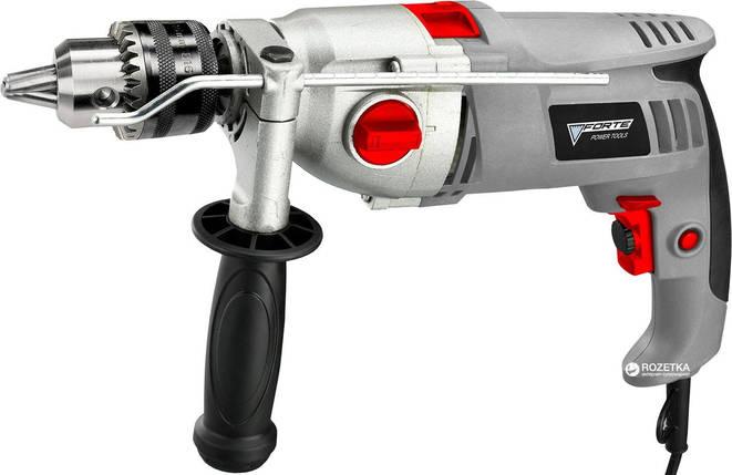Дрель ударная Forte ID 1216-2 VR, фото 2