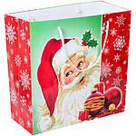 Бумажные новогодние пакеты