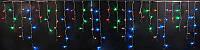 Гирлянда Бахрома светодиодная мульти 3,5 х 0,5м