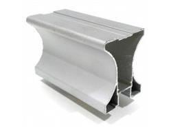 Профиль закрытый вертикальный анодир. покрытие серебро/5,2