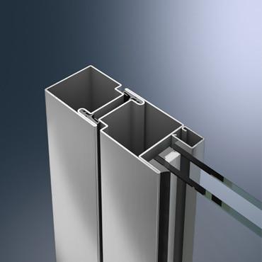 Окна Economy 50 нержавеющая сталь