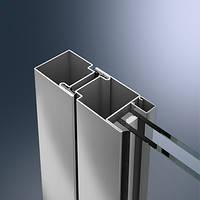 Окна Economy 50 нержавеющая сталь, фото 1