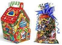 Пакеты и коробки для конфет
