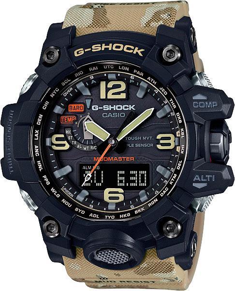 Часы Casio G-Shock GWG-1000DC-1A5 Mudmaster В.