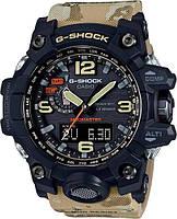 Часы Casio G-Shock GWG-1000DC-1A5 Mudmaster В., фото 1