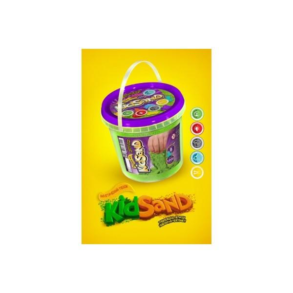 Кинетический песок 1кг KidSand Danko toys
