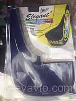 Брызговики  универсальные Elegant 4 для джипов,  минивенов, микроавтобусов 40х28 см Украина, фото 1