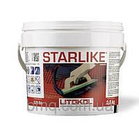 Затирка (фуга) для плитки LITOKOL Starlike Classic C.220 2.5кг