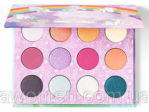 Тени для глаз Colourpop MY LITTLE PONY PALETTE (12 цветов)