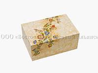 Упаковка для зефіру і еклерів - Орнамент - 180х120х80 мм