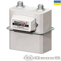 Счетчик газа Gross MGM-UA G2,5 Ду 20