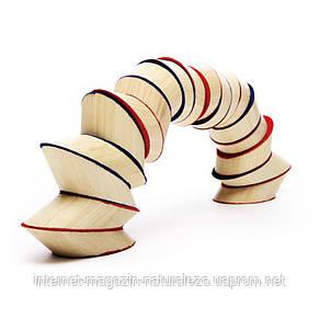 Деревянная игра головоломка балансир Hape Totter Tower, фото 2