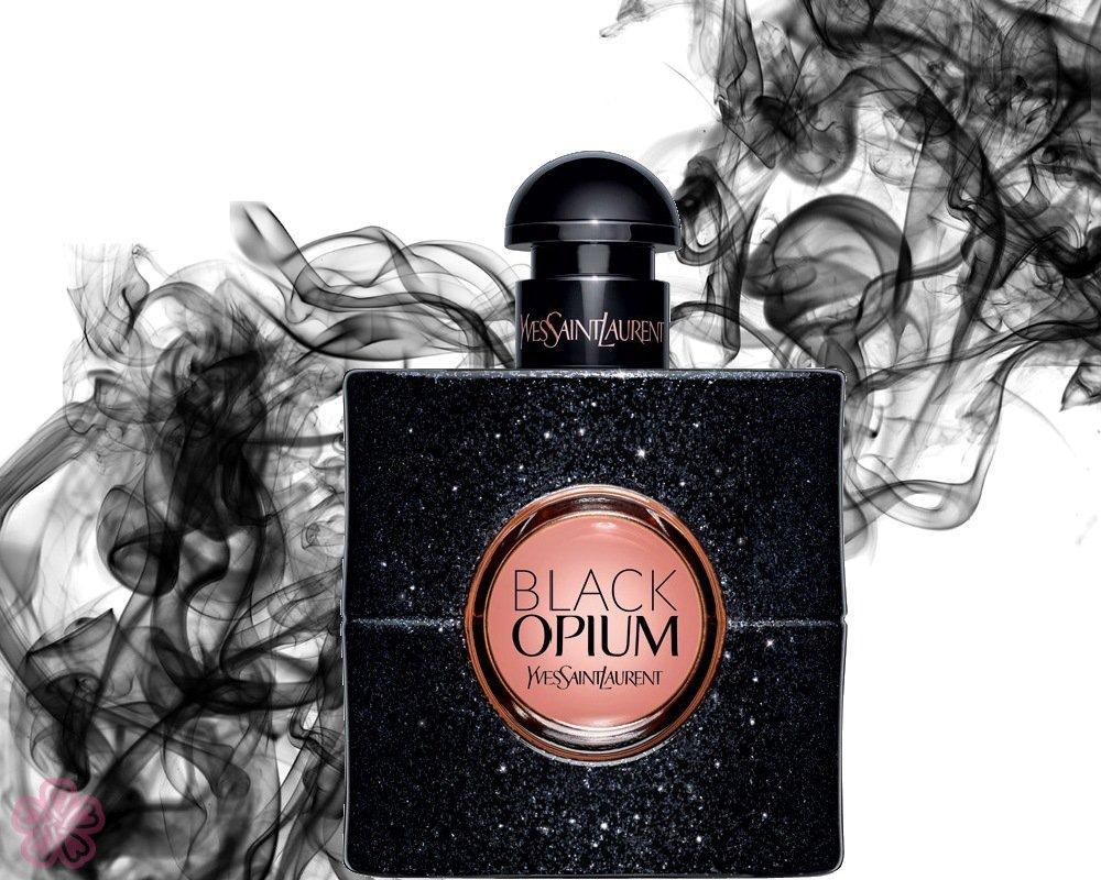 Женская парфюмированная вода YVES SAINT LAURENT OPIUM BLACK Репліка