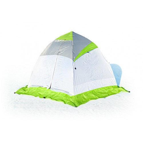 Двухместная палатка для зимней рыбалки  ЛОТОС 2