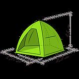 Двухместная палатка для зимней рыбалки  ЛОТОС 2   , фото 3