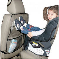 Чехол на спинку сидения/защита сиденья от ног