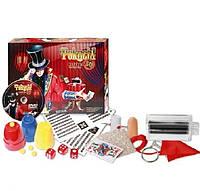 Игровой набор Фокусы «Секреты мастерства» , 50 фокусов