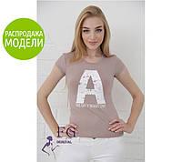 "Женская футболка ""Only"" - распродажа"