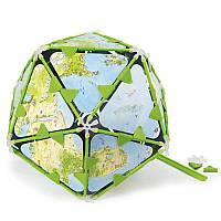 Деревянная игра ТМ Hape Architetrix Globe Set