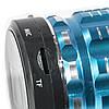 Колонка портативная BL Lesko S28 Bluetooth синяя спикер музыка MP3 музыкальный динамик для телефона смартфона, фото 2