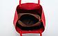 Дизайнерская сумка женская черная код 3-255, фото 4