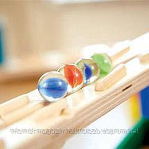 Деревянная головоломка балансир Hape Xcellerator серия Quadrilla, фото 3