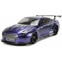 Автомодель дрифт 1:10 Team Magic E4D MF Nissan GT-R R35 ARTR коллекторный
