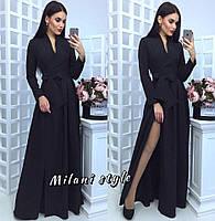 Платье макси с запахом тв-12014-5