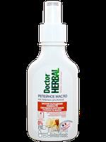 Dr Herbal Репейное масло для волоc «На пивных дрожжах»100 мл