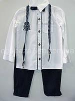 Костюмы детские оптом купить со склада в Одессе 7 км - рубашка+штаны (4-6 лет)