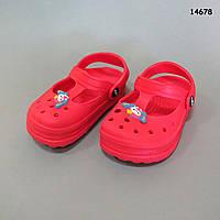 Кроксы для девочки. , фото 1