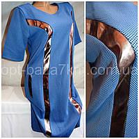 Платья женские оптом (50-56, батал)