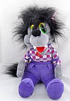 Мягкая игрушка Волк из Ну, погоди 32см 11160