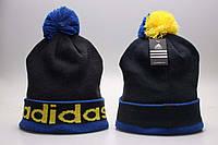 Зимняя молодежная шапка Adidas