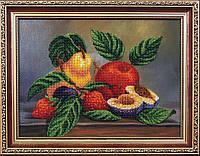 Набор для вышивки бисером Ассорти фруктов