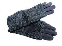 Перчатки женские вязаные на флисе оптом купить в Одессе 7 км