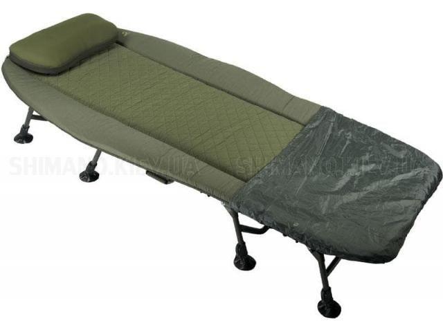 Раскладушка карповая CARP SPIRIT AIR-LINE BED CHAIR 6 PIEDS - ООО «Shimano Украина» в Киеве