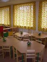 """Стол для детского сада """"Шестигранный"""""""