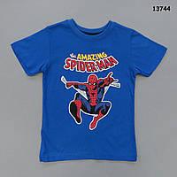 Футболка Spiderman для мальчика. 7-8 лет